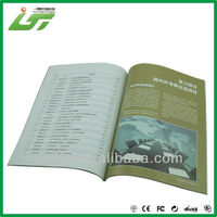 high quality customized cheque book with competitive price