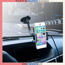 Goosneck Wireless Charger Flexible Cell Phone Holder