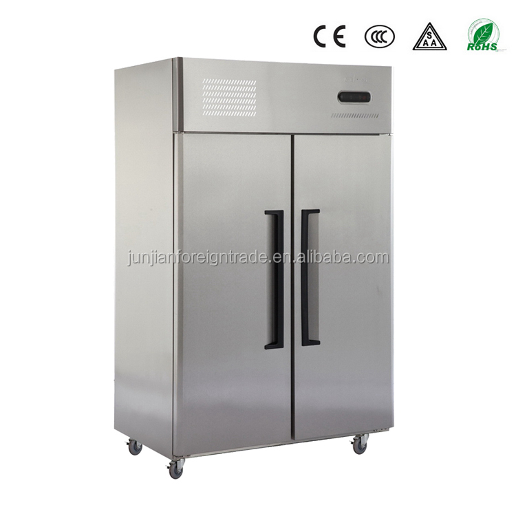 Refrigeratio equipment single temperature type stainless for 1 door chiller