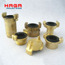 Brass Geka Coupling Germany type hose coupling