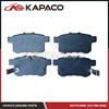 Great Brake Pad Set for ACURA TSX HONDA Accord D1336 43022-TA0-A00