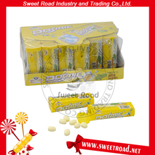 Fresh Lemon Tablet Hard Pressed Candy