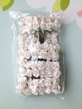 Bulk Pack Sale Handmade Paper Flower Mulberry Paper Flower