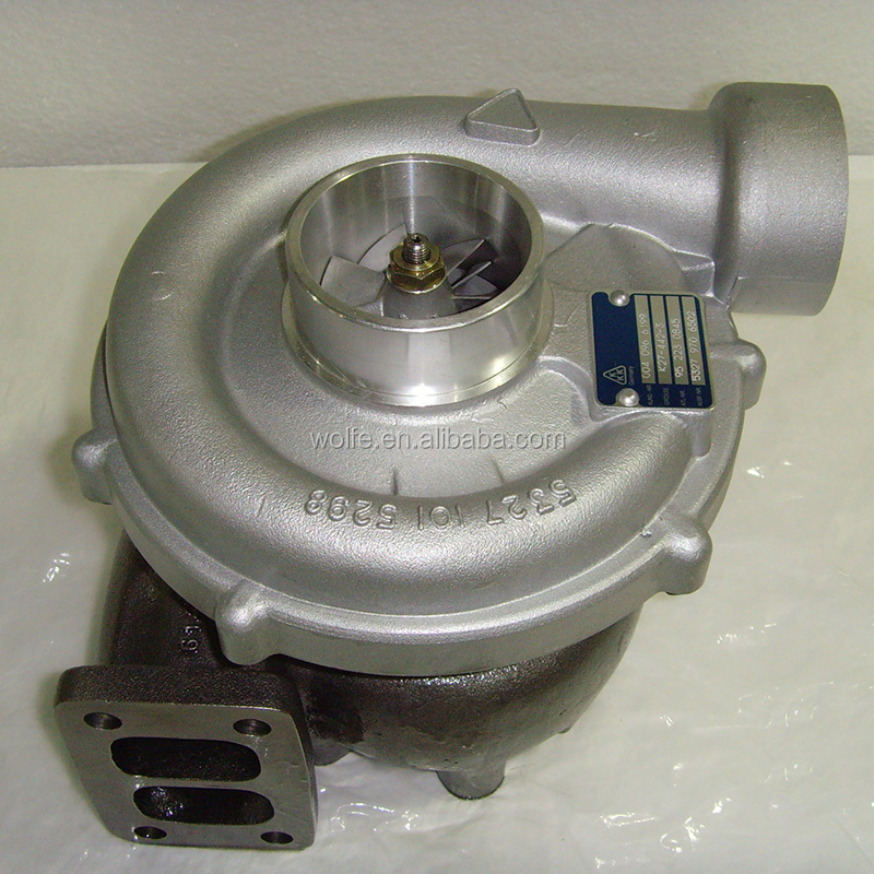 Brand turbocharger K27 53279886502 with engine OM422LA, OM442LA