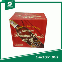 EXTRA STRENGTH CARTON BOX FOR AUTO REPAIR TOOLS