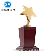 Premium gifts wholesale metal award trophy parts