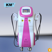 Cosmetic beauty spa hot selling vacuum and cavitation body slimming machine