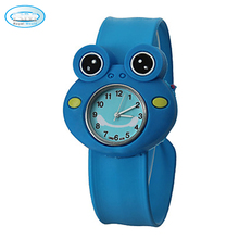 high quality cheap wholesale kids silicone slap watch manufacturer from China