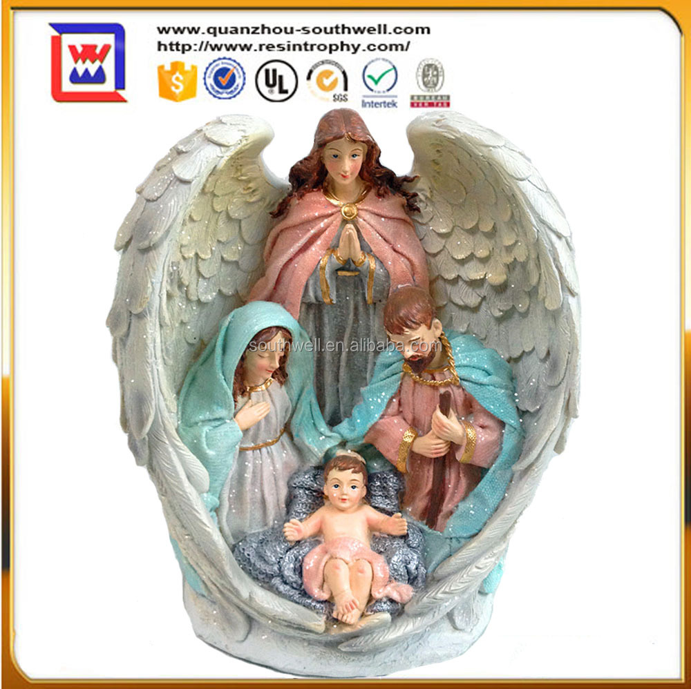 native american nativity sets and religious statues nativity set for decoration