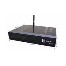 Hot Sale Africa GPRS Receiver Q-Sat Q11G