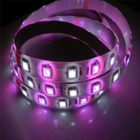 Holiday strip light rgbw addressable led strip multicolor digital 5050 rgbw led pixel strip effect dream color