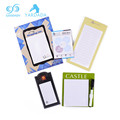 Customized magnet notepad printing notepad with sticky notes post it with notepad
