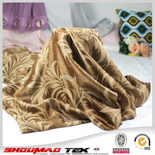 top quality curtain embossed blackout fabric