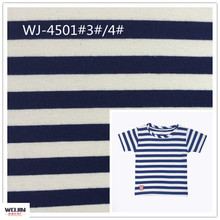 40w compact spun cotton jersey stretch fabric manufacturer