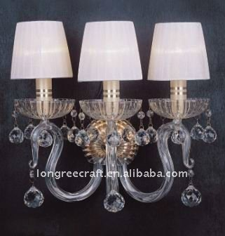 Unique Design Wedding Decorative Wall Light Cover