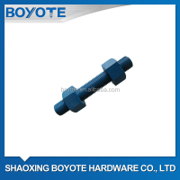 ASTM A193 Stud Bolt with ASTM A194 Hex Heavy Nut Xylan Coating