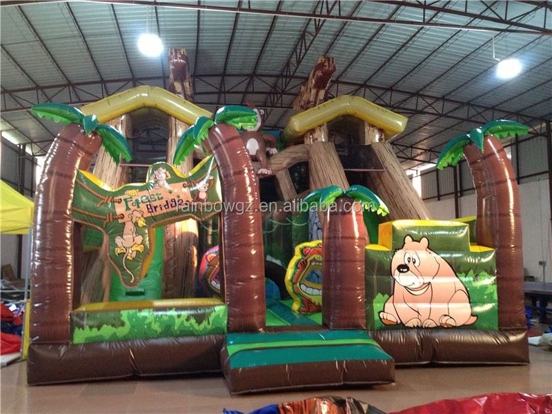 Best Inflatable Combo,Inflatable Jumping Bouncer,Inflatable Slide for Kids