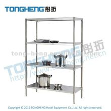 Stainless Steel Solid Rack Shelving