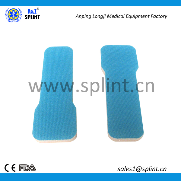 vinyl coated foam Arm board IV in China medical IV Arm board