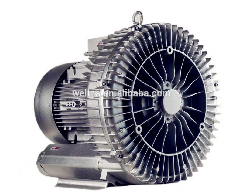 4WN520-OAH26-8 China supplier Industrial Regenerative Blower For Dental Equipment
