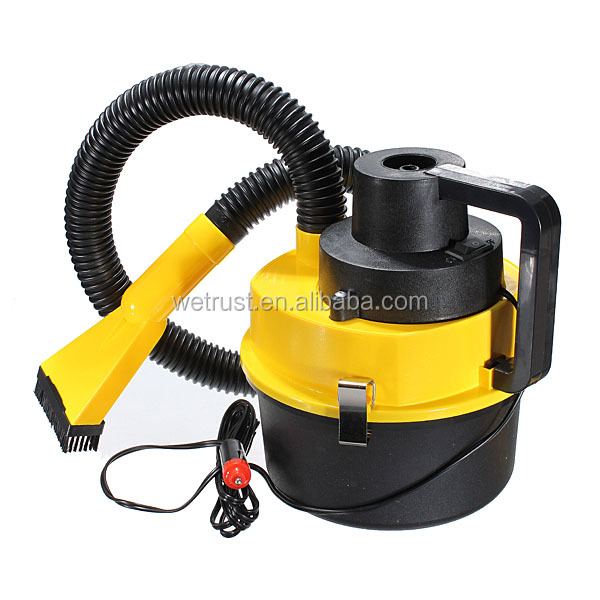 Hot Selling Mini Portable 12V Wet And Dry Car Vacuum Cleaner