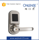Professional english door lock Hotel lock with inductive card
