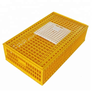 Plastic Chicken Transport Crate /Poultry Transport Cage/ Poultry Cage