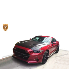 Fod 2014-2016 new model for mustang gas big car part body kit