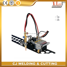 Beetle Gas Cutter HK-12 Flame Cutting Machine With Flexible Rail