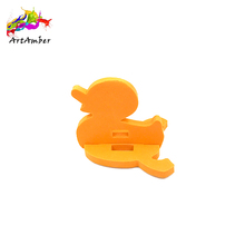 Educational play card 3D animal puzzle