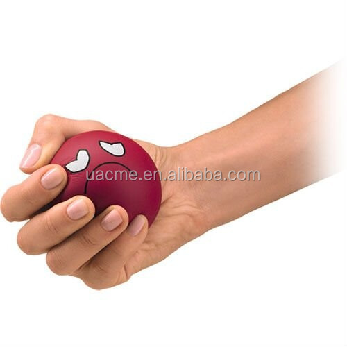 PU BASE BAR stress antistress ball