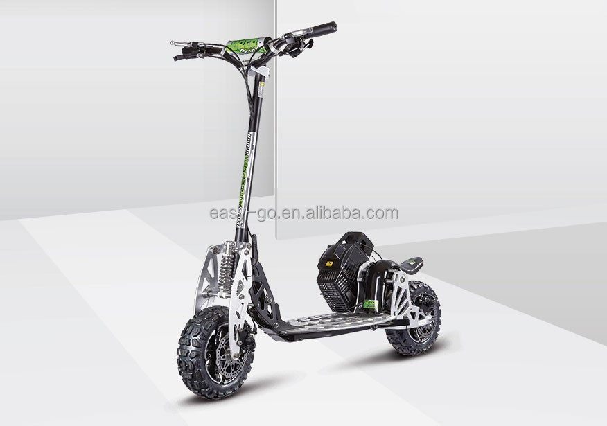 EVO/Uberscoot 2 wheel 100cc gas scooter with CE certificate hot on sale