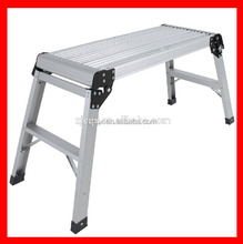 Chuangquanxing EN131 household ladder,folding work bench for car wash