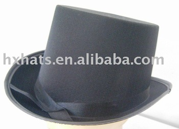 2015 new style of top hat in black