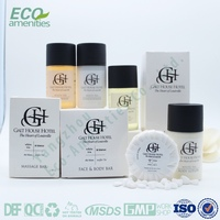 Hotel/restaurant disposable amenities supply