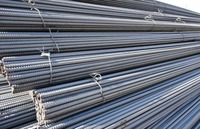 Gr40 Hot rolled ribbed steel bars