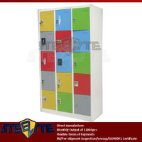 15 Compartment Storage Box/Cabinet/Locker/Cupboard