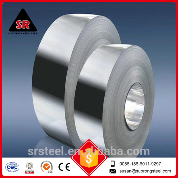 hot sale 2b finish 440C stainless steel coil with CE certificate