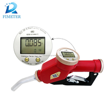 promotion china new products diesel fuel nozzle meter for mobile refilling station