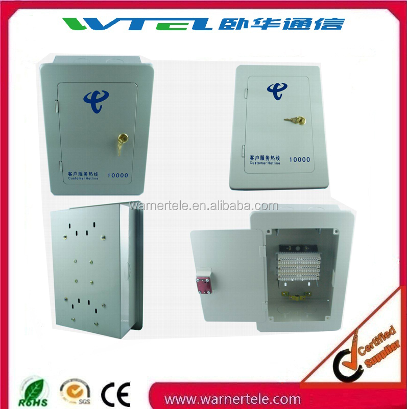W-TEL telecom outdoor power electrical cable distribution box