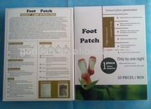 Detox foot patches are similar to indonesia detox foot patches
