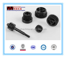 professional Customized small spur gear made by whachinebrothers ltd.