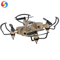 Realtime Transmission 2.4G 4CH Foldable Altitude Hold Mini RC Drone Kit with Wifi FPV Camera  YK0810671