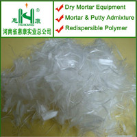 Building additive polypropylene fiber for plaster with high quality
