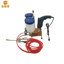 JBY618 Double Liquid Polyurethane foam epoxy resin Injection Grouting Machine for Waterproofing