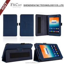 Shenzhen manufacturer 7 inch tablet cover for lenovo Tab A7-50 A3500 case with stand