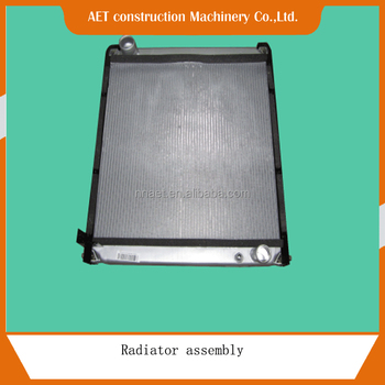 Sale Radiator assembly for Dongfeng Liuqi Balong/Chenglong Trucks Lorry Spare parts