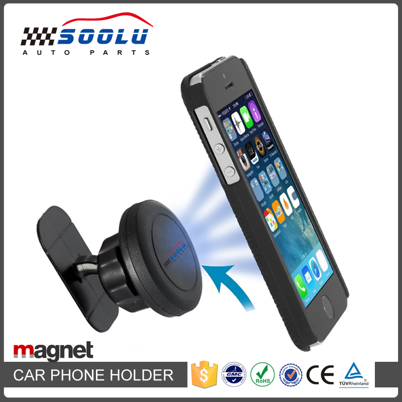 Universal Magnetic Car Dashboard Holder Mount For Mobile Devices