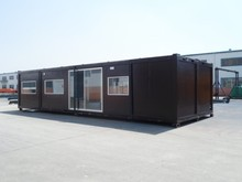 Prefab flatpack office living room prefabricated container house
