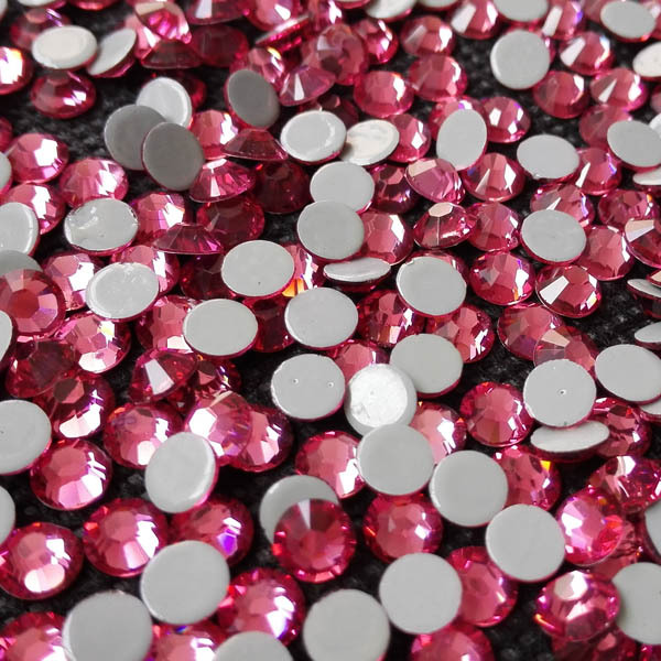 ss20 AB 16 cut shiny hot fix flat back rhinestone for craft decoration,stones decoratingf nails,China TOP 6A crystals factory
